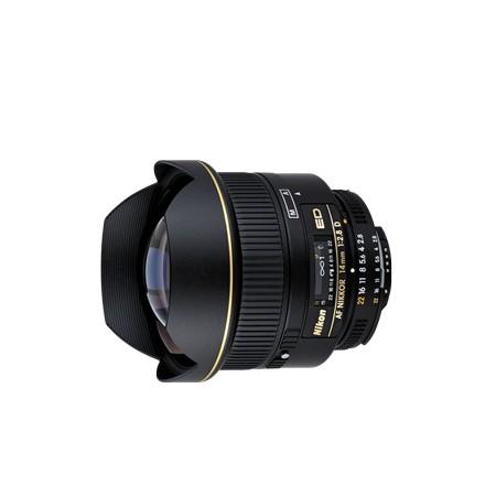 Nikon AF Nikkor 14mm F-2.8D ED